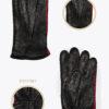 m2 uomo guanti classici ELVIRA: Guanti, giacche e accessori moda uomo e donna in pelle fatti a mano in ITALIA