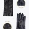 m6t TOUCH uomo guanti classici ELVIRA: Guanti, giacche e accessori moda uomo e donna in pelle fatti a mano in ITALIA