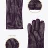 m7 uomo guanti classici ELVIRA: Guanti, giacche e accessori moda uomo e donna in pelle fatti a mano in ITALIA