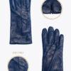 w10 donna guanti classici ELVIRA: Guanti, giacche e accessori moda uomo e donna in pelle fatti a mano in ITALIA