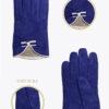 w17 donna guanti classici ELVIRA: Guanti, giacche e accessori moda uomo e donna in pelle fatti a mano in ITALIA