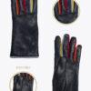 w8 donna guanti classici ELVIRA: Guanti, giacche e accessori moda uomo e donna in pelle fatti a mano in ITALIA