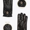 MC5 uomo guanti casual ELVIRA: Guanti, giacche e accessori moda uomo e donna in pelle fatti a mano in ITALIA