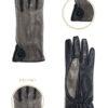 WF8 donna guanti fantasia ELVIRA: Guanti, giacche e accessori moda uomo e donna in pelle fatti a mano in ITALIA