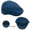 CAP02 unisex donna uomo cappello berretto sportivo in lino ELVIRA: Guanti, giacche e accessori moda uomo e donna in pelle fatti a mano in ITALIA