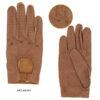 ws101 Guanti in pelle mezze dita da DONNA Guida Sport ELVIFRA: Guanti, giacche e accessori moda uomo e donna in pelle fatti a mano in ITALIA